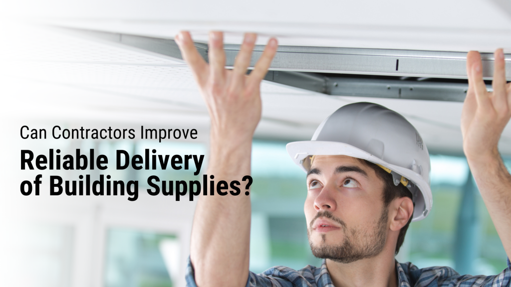 reliable building supplies